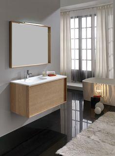 #exclusief #aalto #houten #meubel #badkamer