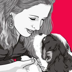 Che Fotobearbeitung - Ihr Foto auf Leinwand gedruckt www.maledeinleben.com