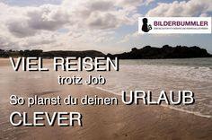 Viel REISEN trotz Job - URLAUB clever PLANEN - YouTube