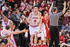 Indiana beats Nicholls State - we were there!  Go Hoosiers!  12-20-13.  Score 79-66