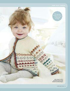 Love Knitting for Babies Winter 2015 - understatement - understatement
