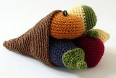 Thanksgiving is right around the corner for us! I plan on crocheting this cornucopia for my holiday table: http://lby.co/UyTY9d What are you crafting for the holiday?