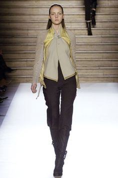Rick Owens Fall 2006 Ready-to-Wear Collection Photos - Vogue