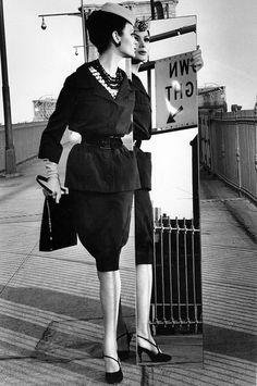 photo by William Klein, NYC, 1959