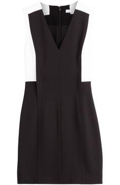 ALEXANDER WANG Bi-Color Sheath Dress. #alexanderwang #cloth #dresses
