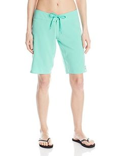 Volcom Juniors Simply Solid 11 Inch Board Short ** More info could be found at the image url.
