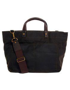 Barbour Wax Amphion Bag