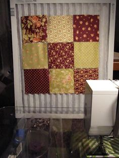 Sew Many Ways...: Tool Time Tuesday...Design Wall Board