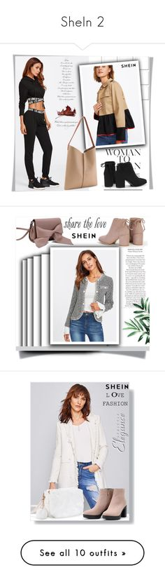 """""""SheIn 2"""" by melissa995 ❤ liked on Polyvore"""