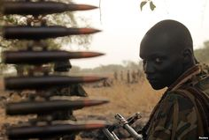Amnesty International: Arms Imports Fuel S. Sudan Violence