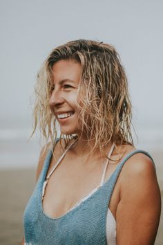 Irina Liakh | Surfing Sound Waves | The Handsome Collective | Photo by Olivia Doan Sound Waves, Venice Beach, Surfing, Interview, Handsome, People, Collection, Surf, Surfs Up