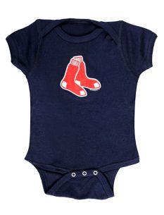 Boston Red Sox Baby Bodysuit - 6-12 Months | Destination Maternity