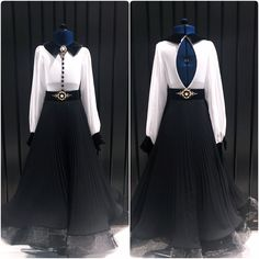 Elegant ballroom dress by DLK United Design