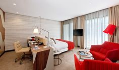 Radisson Blu Hotel Marrakech - Roof-Magazine