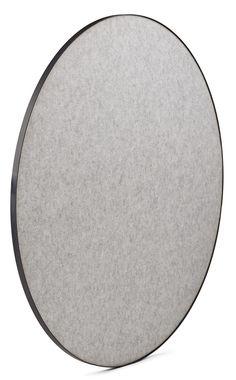Retell pinboard light grey Concrete Color, Sound Absorbing, Cool Pins, Retelling, Best Memories, Simple Designs, Scandinavian, Table Lamp, Kids Rugs