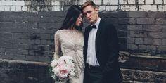 Gwendolynne Phoebe wedding dress - Urban Bridal Editorial by White Ash…