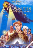Disney klassiker 40: Atlantis En försvunnen värld - DVD - Film - CDON.COM