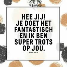 Idd trots op jou X The Words, Cool Words, Best Quotes, Love Quotes, Funny Quotes, Inspirational Quotes, Positive Thoughts, Positive Quotes, Dutch Words