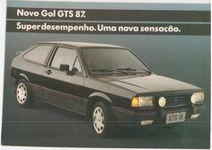 VW Gol GTS 1987 - Brazil