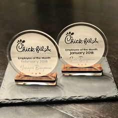 Acrylic Plaques, Acrylic Trophy, Laser Cutter Ideas, Laser Cutter Projects, Plaque Design, Sign Design, Laser Cut Plywood, Laser Cutting, Trophies And Medals