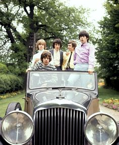 The Rolling Stones, 1964 #TheRollingStones #RollingStones