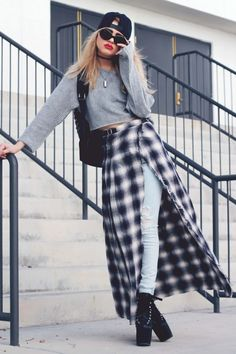 grunge-gal. Teen Vogue — Fashion starts here | TeenVogue.com