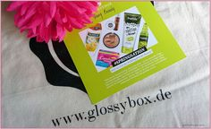 Glossybox Young Beauty #springsation
