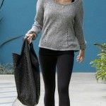 Miley Cyrus Casual clothing 2012