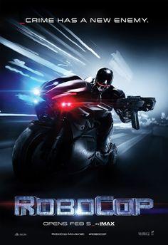 RoboCop (2014) UV Poster v2