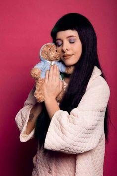 Melanie Martinez <3 #teddybear #melanie #melaniemartinez #crybaby