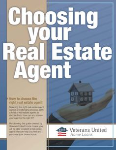 Choosing a Real Estate Agent is extremely important and, especially if you are doing it for the first time, a little scary. Check out this free e-book on how to choose a real estate agent and what to look for!
