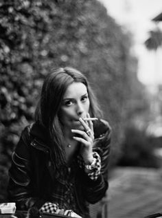 obsessed with arielle vandenberg thanks to someone