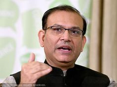 Government looking at 6-year plan to upgrade airport infrastructure: Jayant Sinha - Economic Times