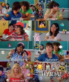 64 Super Ideas For Funny Disney Channel Memes High School Musical High School Musical Quotes, Hight School Musical, Old Disney Channel, Disney Channel Movies, Funny Disney Memes, Funny Memes, Disney Quotes, Hilarious, Disney Shows