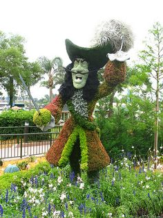 Disney World's Flower and Garden Festival Special Guests and Musical Performances Announced