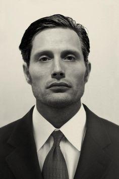 Mads Mikkelsen | Young #Hannibal