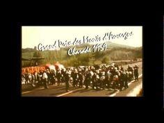 L'Auvergne, la Moto, Charade - 1ère partie : 1924-1967 - YouTube