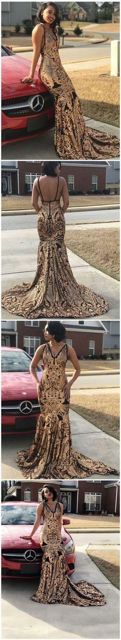 Vintage Prom Dresses #VintagePromDresses, Lace Prom Dresses #LacePromDresses, Prom Dresses Mermaid #PromDressesMermaid, Prom Dresses Backless #PromDressesBackless, Prom Dresses 2018 #PromDresses2018