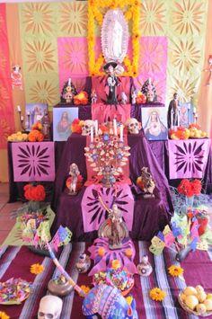 Altar Dia de los Muertos