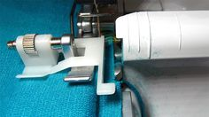 This month we are featuring a serger project using the Serger (also good serging tips) Blind Hem Foot. Learn a fast, flat method of constructing a classic T-shirt. The serger makes quick work of stitching together this easy knit garment and the blind hem foot makes a quick and neat looking hem finish. Featured Foot of the Month Blind …