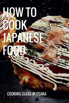 Ever wonder how to make Japanese food? In this Japanese cooking class in Osaka, we learned the family secrets on how to cook Japanese food!