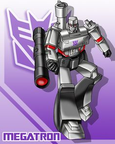 Megatron by nakoshinobi.deviantart.com on @deviantART