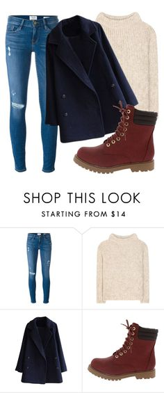 """Untitled #651"" by pauloskompanieros on Polyvore featuring Frame Denim and Tom Ford"