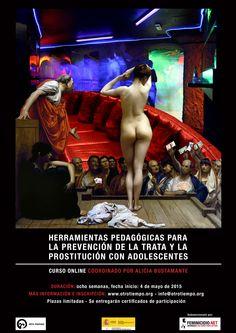 Curso online: Herramientas pedagógicas para prevenir la trata. Si te inscribes antes del 31 de marzo obtendrás un descuento del 20%. Más info: http://www.feminicidio.net/articulo/curso-online-herramientas-pedag%C3%B3gicas-para-prevenir-la-trata-y-la-prostituci%C3%B3n-con-1