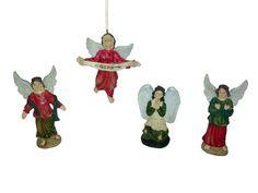 Krásné figurky k rozšíření betlémových figurek nebo jen tak pro radost. Christmas Ornaments, Holiday Decor, Home Decor, Decoration Home, Room Decor, Christmas Jewelry, Christmas Decorations, Home Interior Design, Christmas Decor