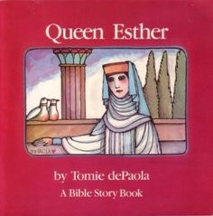 Queen Esther (Bible Story Cutout Books)