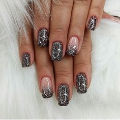 Gel Nail Designs You Should Try Out – Your Beautiful Nails Cute Nails, Pretty Nails, My Nails, Hair And Nails, Cute Nail Art Designs, Gel Nail Designs, Beautiful Nail Art, Gorgeous Nails, Amazing Nails