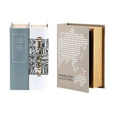 House Doctor Storage Books Assorti