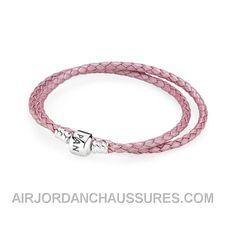 http://www.airjordanchaussures.com/pandora-pink-single-braided-leather-bracelet-free-shipping.html PANDORA PINK SINGLE BRAIDED LEATHER BRACELET FREE SHIPPING Only 16,00€ , Free Shipping!