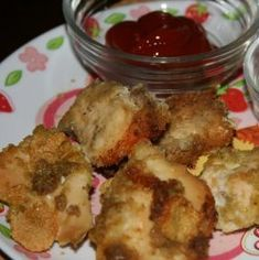 Slow Cooker Chicken Nuggets | AllFreeSlowCookerRecipes.com